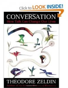 Conversation by Theodore Zeldin