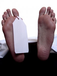 Death in fiction: Read this if your writing has a high body count.