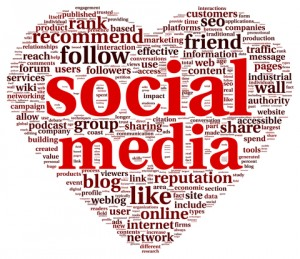 Social Media and Finding the Balance