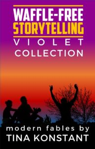 Violet Collection   Waffle-Free Storytelling by Tina Konstant